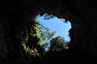 Algar do Carvão, czyli wulkan od środka