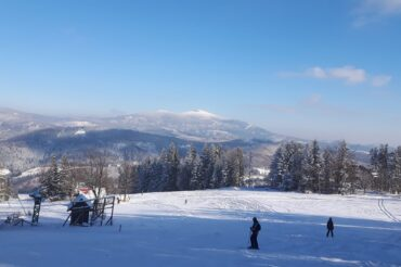 W tym roku Babia Góra, w przyszłym roku szczyt Europy