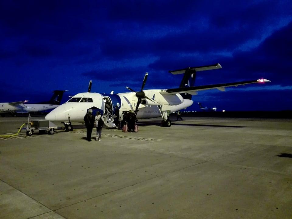 samolot, SATA, Azory, Azores