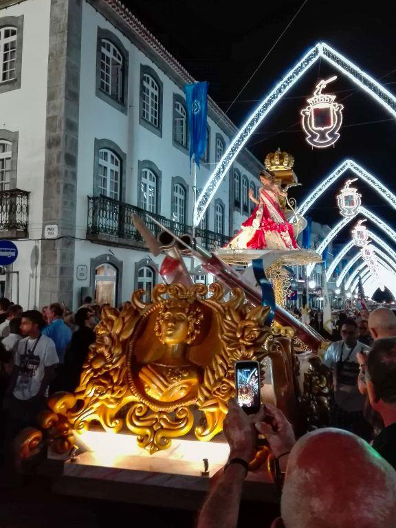Sanjoaninas Tercera Azores marchas