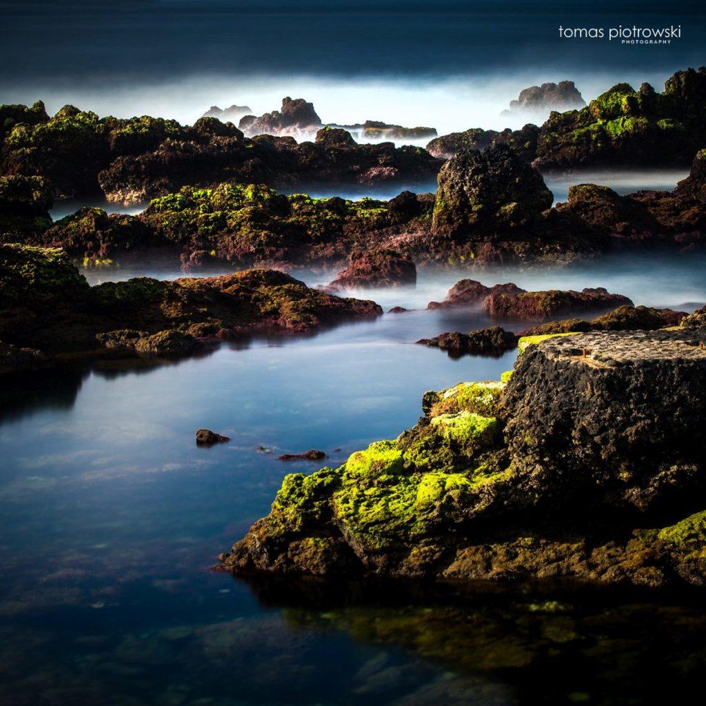 Jachtem po Azorach fot. Tomas Piotrowski