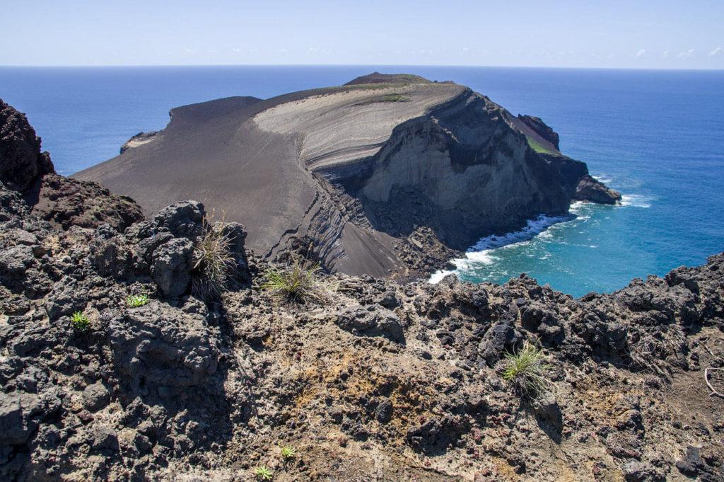 Azory, Azores, Faial, Capelinhos, wulkan, volcano