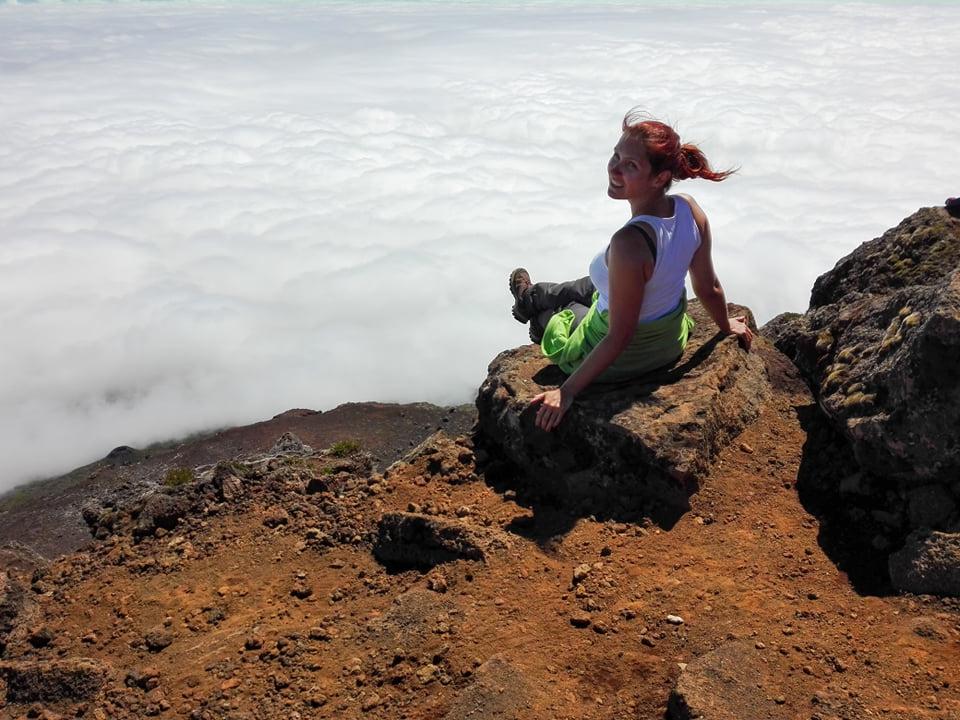 Azory, Azores, Pico, trekking, climbing,