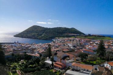 Angra do Heroísmo – stolica Terceiry na Liście światowego dziedzictwa UNESCO