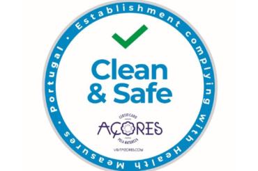 """""""Clean & Safe Açores"""" – dobre praktyki na Azorach"""