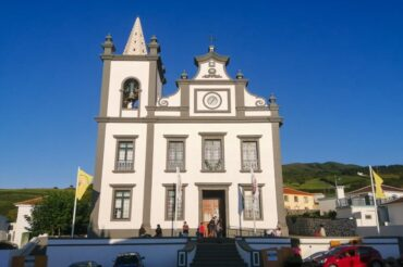 Serreta, or where the inhabitants of Terceira go every September