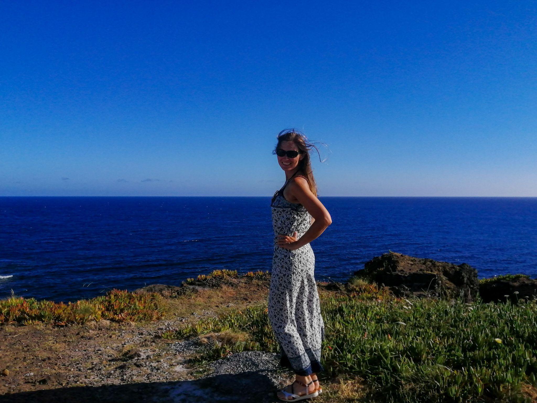 Milena, ocean, Terceira
