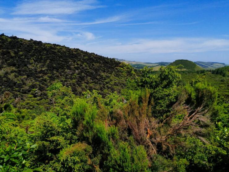 Szlak trekkingowy Mistérios Negros